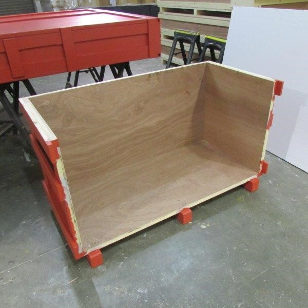 packing crate furniture. Stages Of A Packing Crate Being Built. Furniture